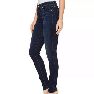 New 7 For All Mankind Super Skinny Ankle Jeans 29